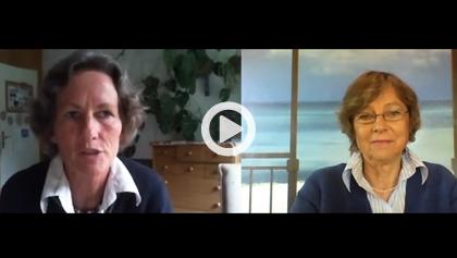 Film: Interview von Astrid Witt mit Annegret Hallanzy