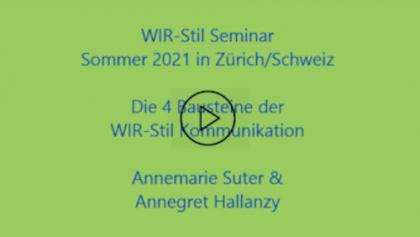 Vortrag WIR-Stil-Elemente (2021)